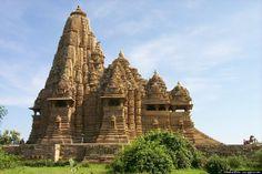 Kandariya Mahadeo Temple -- Group of Monuments at Khajuraho