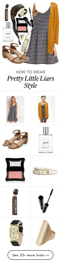 """""""Spencer Hastings inspired outfit with requested dress"""" by liarsstyle on Polyvore"""