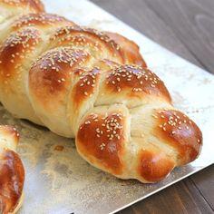 Holiday Bread Braid by Kim #FoodFight