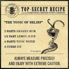 Tonic of Belief