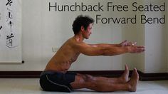 Flat Back Forward Bend (Un-rounding your Upper Back)