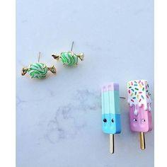 Buongiorno con questi dolci orecchini @laccessoriomontebelluna _________ Utilizza #designtowerMe  @designtower.eu  #blog #art #madeinitaly  www.designtower.eu _________ #handmade #design #style #etsy #giftguide #buyhandmade #shophandmade #italiandesign #italiandesigner #vsco #vscocam #handmadejewellery #handmadejewelry #ring #homedecor #fattoamano #DIY #craft #artisanal #artisancraft #creation #creative #crafty #madewithlove  #handcraft #handmadewithlove