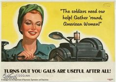 Sexist posters! #retro #adverts #vintage #ads