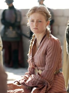 Curtain Call: Aimee Richardson - WinterIsComing.net - News and rumors about HBO's Game of Thrones