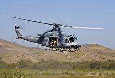 The Bell UH-1Y Venom