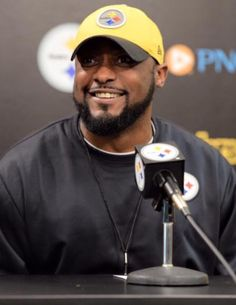 Coach Mike Tomlin