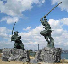 História da vida real do samurai Miyamoto Musashi - Mundo-Nipo Toshiro Mifune, Samurai, Yamaguchi, Costumes Do Japão, Kyoto, Geisha, Miyamoto Musashi, Frozen In Time, Qigong