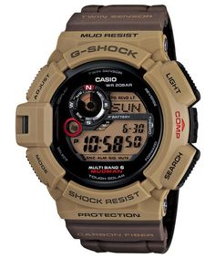 GW-9300ER-5JF Men In Military Colors Mudman