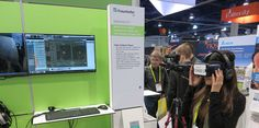 Fraunhofer IIS can help developers integrate real life 3D objects into VR without the need to spend the time and effort to fully draw and model them in 3D.