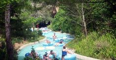 This Lazy River In Nova Scotia Is The Ultimate Summer Hangout Spot featured image East Coast Travel, East Coast Road Trip, Vacation Destinations, Vacation Spots, East Coast Canada, Nova Scotia Travel, Places To Travel, Places To Go, Quebec Montreal