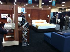Tradeshow booth for Choice Hotel tradeshow 2012.  #tradeshow #booth #travel #show