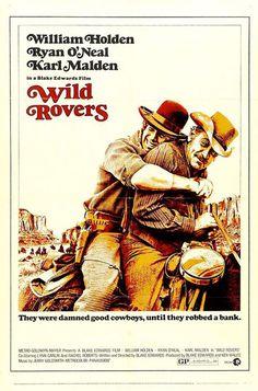 Dos Hombres contra el Oeste (Wild Rovers), de Blake Edwards, 1971