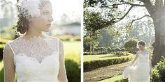 Los expertos no creen mucho que en cuestión de trajes nupciales las novias deban seguir el último grito de la moda.