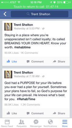 Trent Shelton ✯