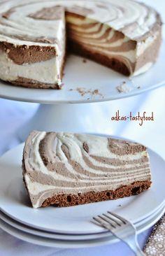 chute a vône mojej kuchyne. Torta Zebra, Kitchen Hacks, Tiramisu, Cheesecake, Pie, Ethnic Recipes, Food, Recipes, Torte