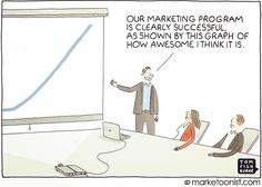 So true! In marketing we often get caught up in this type of thinking  ....................................... This one made me laugh when I came across it on @patonmarketing thanks
