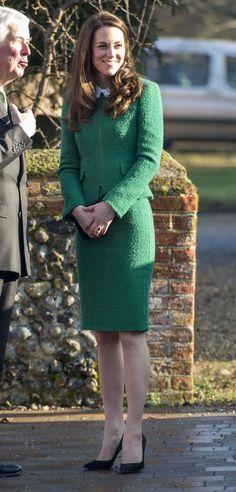 Le meilleur du style incroyable de Kate Middleton
