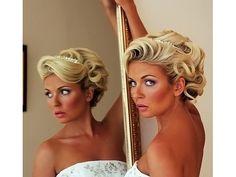 Свадебные прически на короткие волосы – 55 модных фото идей