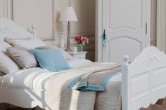 Интерьер спальни в стиле Прованс: фото, советы