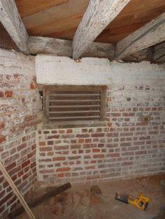 to convert your dirt basement floor into a concrete basement floor
