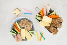 Nut-Free Cracker Lunch Pack