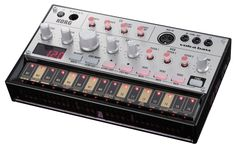 Get yourself the Korg Volca Bass from the UK's Number One Music Store.  Plus get this Korg with Free Delivery when you spend over £75.