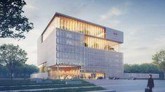 Océ bouwt nieuw hoofdkantoor in Venlo | Het Financieele Dagblad