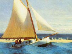 Edward Hopper  - The Martha McKeen of Wellfleet