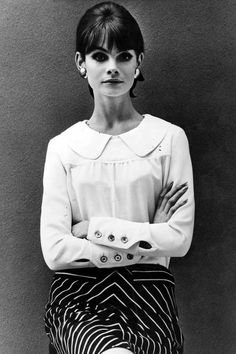 Jean Shrimpton Style & Fashion (Vogue.co.uk)