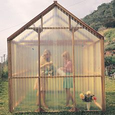 greenhouse plans | Fiberglass greenhouse plans are modern and highly durable. This is a ...