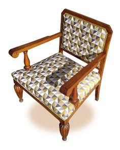 M s de 1000 im genes sobre sillas restauradas en pinterest - Sillas estilo espanol ...