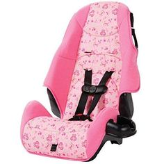 Cosco Highback Booster Car Seat Amber