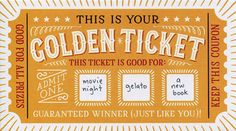 DIY Scratch Off Cards: Lucky You! by Leafcutter Designs