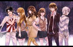 Dc Anime, Manga Anime, A Certain Scientific Railgun, A Certain Magical Index, Level 5, Cartoon Games, Light Novel, Fantasy World, Attack On Titan