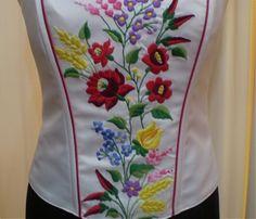 Fűzők kézi hímzéssel Hand Embroidery, Lady, Womens Fashion, Style, Hungarian Embroidery, Women's Fashion, Feminine Fashion, Stylus, Fashion Women