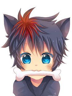 -- Commission for Heyitsrich: Zorua boy -- by Kurama-chan.deviantart.com on @deviantART