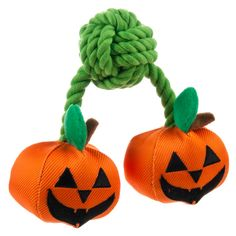 Make time for some tug-of-war today with the Martha Stewart Pets® Bell Tug Dog Toy - PetSmart $4.97