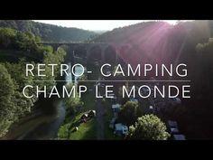 Glamping, Retro Camping, Primal Scream, Britpop, Presentation, Belgium, Vacation, Go Glamping