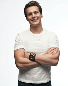 Jonathan Groff, photoshoot for Gap's 'Bridging the Gap' ad campaign June 2017.