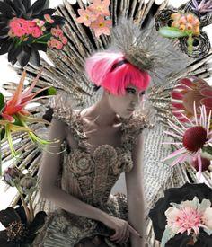 Nature Princess - erstellt von Lisa Laqua mit Bazaart #Kollage