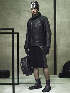 the next designer H&M designer co-operation: Alexander Wang x H&M.  see the complete collection here: http://www.strangeness-and-charms.com/2014/11/alexander-wang-x-h-capsule-collection.html