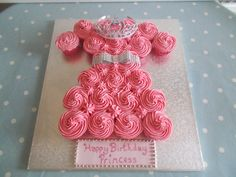 Cupcake dress by Scrumptious Cakes Minehead