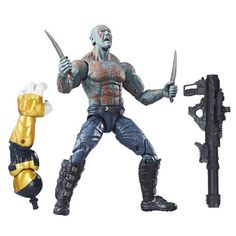 Marvel Guardians of the Galaxy 6 inch Legends Series Action Figure - Drax