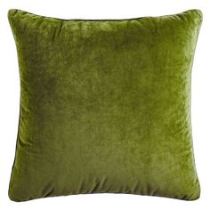 Labor Day Party Decor: Simple and Comfy. Cactus color plush pillow