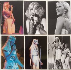 Agnetha Faltskog Live Concert Tour 1977 Photo Set 7 *ABBA Frida SOS A So Long   eBay One Direction Official, Jumping Gif, The B 52's, Andrew Ridgeley, English Girls, Glam And Glitter, Lust For Life, Kids On The Block, George Michael