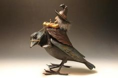 American Chestnut Carvings :: Midnight Ride :: Peter Bretz Americana Carvings