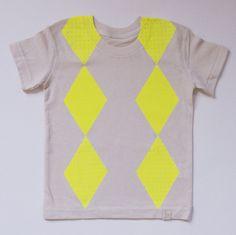 Diamonds Fluo Yellow