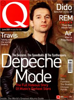 Depeche Mode article, would like to read it!