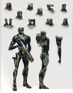 nr_infantry, Timur Mutsaev on ArtStation at https://www.artstation.com/artwork/Lv3Xr