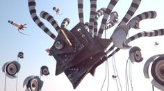 Pause ID 2014 - Airspace on Behance